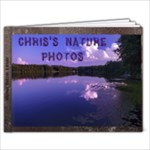 Chris s Nature Photos - 9x7 Photo Book (20 pages)
