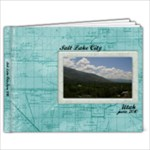 salt lake city trip - 9x7 Photo Book (20 pages)