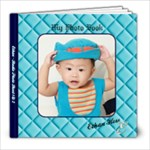 Photo Book 1 - Studio - 8x8 Photo Book (20 pages)