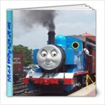 dayout with thomas - 8x8 Photo Book (20 pages)