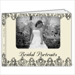 Tiffany Bridal PhotoBook - 9x7 Photo Book (20 pages)