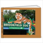 Zoo - 9x7 Photo Book (20 pages)