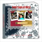 edited pics - 8x8 Photo Book (20 pages)