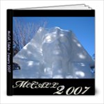 ice sculptures. - 8x8 Photo Book (20 pages)