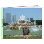 LARRY CHICAGO - 9x7 Photo Book (20 pages)