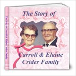 Grandma 90th Bday - 8x8 Photo Book (20 pages)