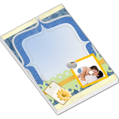 Nice Gift By Joely   Large Memo Pads   Kn6ok2ddagch   Www Artscow Com