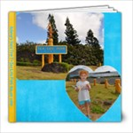 Aubrey Sea Life Park - 8x8 Photo Book (30 pages)