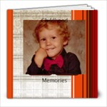 Allen Jr - 8x8 Photo Book (20 pages)