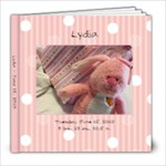 lydia - 8x8 Photo Book (20 pages)