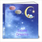 Sweet Dreams - 8x8 Photo Book (20 pages)