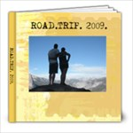 roadtrip book - 8x8 Photo Book (20 pages)