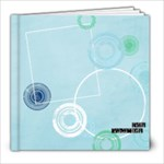 Kiddie Pool Album 8x8 - 8x8 Photo Book (20 pages)
