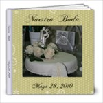 Rojas Wedding - 8x8 Photo Book (20 pages)