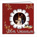 Deana s wedding - 8x8 Photo Book (39 pages)