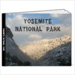 Yosemite Book - 9x7 Photo Book (20 pages)