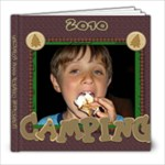 2010 Camping - 8x8 Photo Book (20 pages)