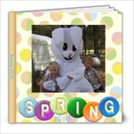 Spring 2010 - 8x8 Photo Book (20 pages)
