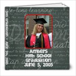 SHS Graduation - 8x8 Photo Book (20 pages)