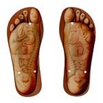 Reflexology Flip Flops - Women s Flip Flops
