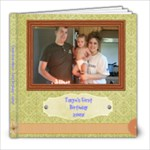 Taryn s 1st Birthday - 8x8 Photo Book (20 pages)