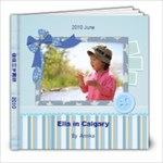 2010-6-24 Ella - 8x8 Photo Book (39 pages)