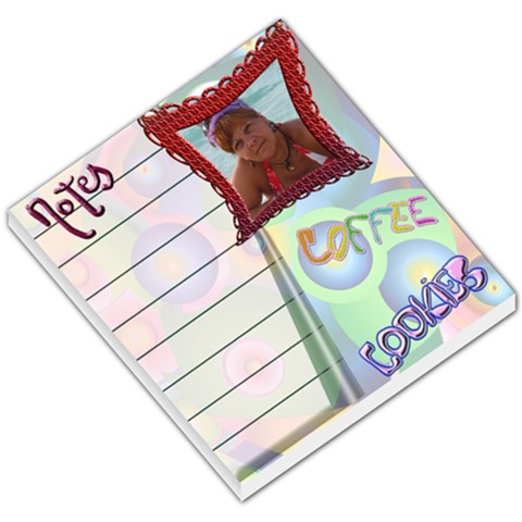 Notes By Lydia   Small Memo Pads   8toopbdzm7ik   Www Artscow Com
