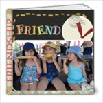 Friends - 8x8 Photo Book (20 pages)