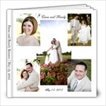 20 Page Photo Book - 8x8 Photo Book (20 pages)