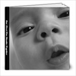 For Nonna and Nonno - 8x8 Photo Book (20 pages)