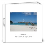 Bermuda 2 - 8x8 Photo Book (30 pages)