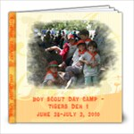 Boy Scout Day Camp June 2010 - 8x8 Photo Book (20 pages)