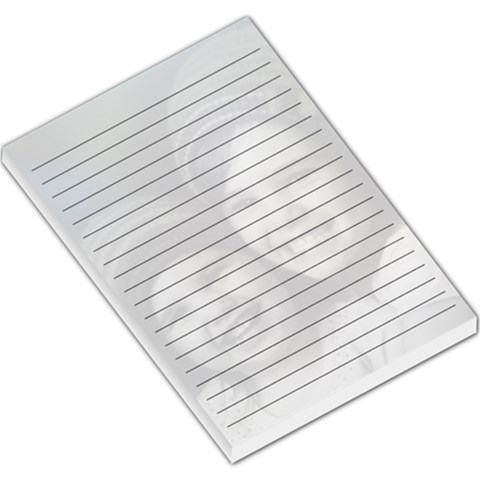 Notepad By Erin   Large Memo Pads   W0zycangruh5   Www Artscow Com