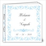 Naguib Guestbook - 8x8 Photo Book (20 pages)