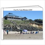 fourth of july weekend 2010 - 9x7 Photo Book (20 pages)