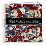 4th of July 2010 - 8x8 Photo Book (20 pages)