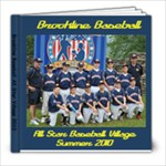 cooperstown 3 - 8x8 Photo Book (20 pages)