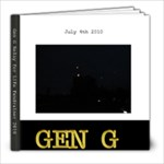 Gen G Relay for Life July 4th Fundraiser - 8x8 Photo Book (20 pages)