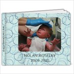Nolan - 9x7 Photo Book (20 pages)