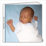 Jerrin - 8x8 Photo Book (20 pages)
