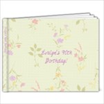 Abitas 90th Birthday - 9x7 Photo Book (20 pages)