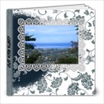 costa rica  - 8x8 Photo Book (39 pages)