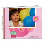 3rd bday party - 9x7 Photo Book (20 pages)