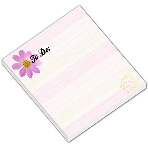 Notepad By Rebecca Davidson   Small Memo Pads   Qd0au17n43vc   Www Artscow Com