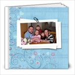Todhunter Family 2010 - 8x8 Photo Book (20 pages)