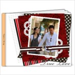 Engagement - 9x7 Photo Book (20 pages)