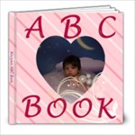 Kaelynn s ABC Book - 8x8 Photo Book (20 pages)