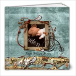 Aiden s Newborn Book - 8x8 Photo Book (20 pages)