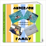 Vacation 2010 - Myrtle Beach, SC - 8x8 Photo Book (39 pages)