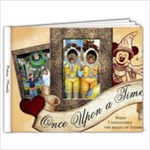 family disney - 9x7 Photo Book (20 pages)